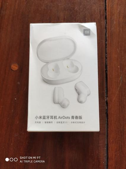Xiaomi Mi Airdots Branco