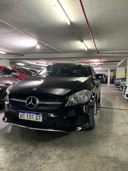 Mercedes-benz Clase A 1.6 A200 Urban 156cv 2017 Sepautos