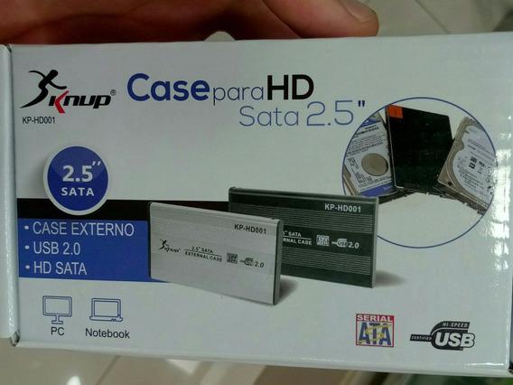 Case Para Hd Sata 2.5