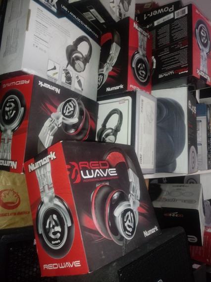 Red Wave Numark Professional Mixig Headphones