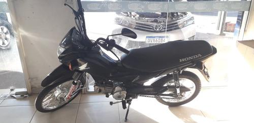 Imagem 1 de 3 de Pop 110i Honda 2018 (4mil Km Rodados)