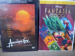 Películas Originales En Formato Dvd