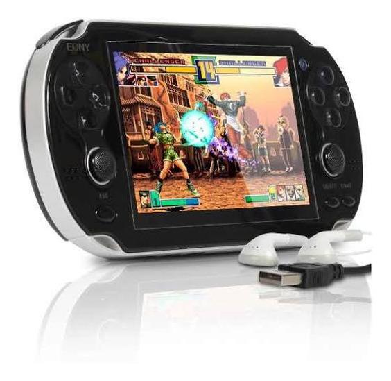 Video Game Portatil P3000 Jogos Videos Musicas Livros