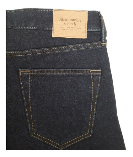 Jeans Abercrombie And Fitch Original Importado Skinny Hombre Mercado Libre
