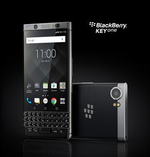 Blackberry Keyone 32gb 3gb Ram Silver Edition