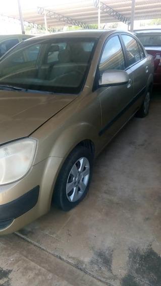 Kia Rio Automatico 2006