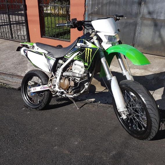 Kawasaki Klx 250cc Supermoto