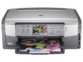 Impressora Multifuncional Hp Photosmart 3310 All-in-one