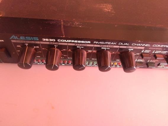 Compressor De Áudio Alesis