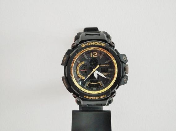 Relógio Analogico E Digital G-shock Gravitymaster