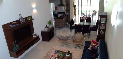 Casa De Alto Padrão Em Condomínio Fechado Em Birigui! Aceita Permuta Por Imóvel Em Araçatuba! - Ca1791