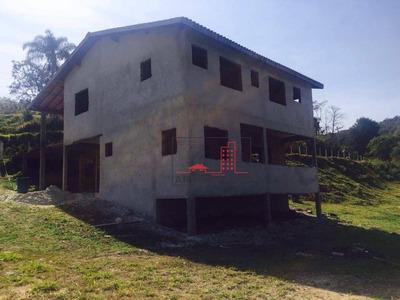 Chácara À Venda Em Sabaúna, Mogi Das Cruzes. - Ch0004