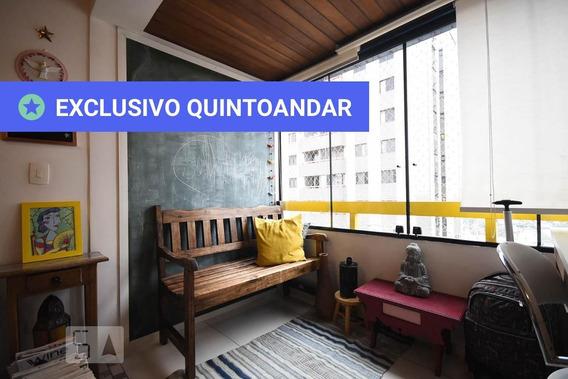 Apartamento No 15º Andar Com 2 Dormitórios E 2 Garagens - Id: 892951218 - 251218