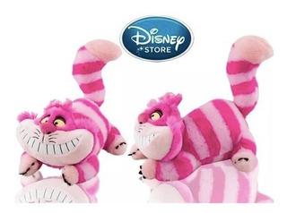 Cheshire Peluche Disney Store Pelicula Alicia Gato Original