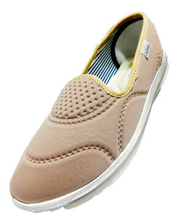 Zapatilla Gowell Camila Mujer Acolchada Talles 35 A 41