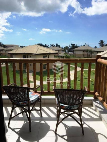 Apartamento Com 1 Dormitório Para Alugar, 39 M² Por R$ 250/dia - Cumbuco - Caucaia/ce - Ap1758
