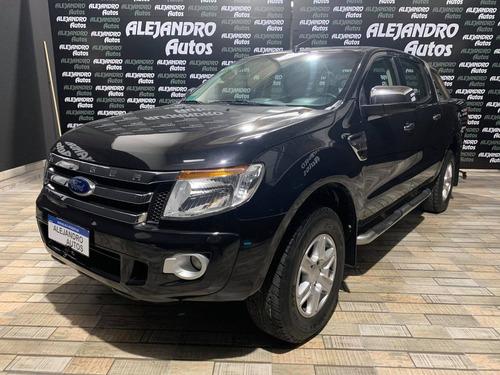 Ford Ranger Xlt 2015 4x4