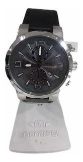 Reloj Montreal Mu512 Envío Gratis Oclock
