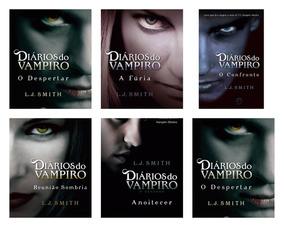 Saga - Diarios Do Vampiro + Origens Vol. 1 - L. J. Smith