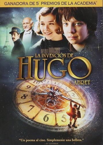 La Invencion De Hugo Cabret Ben Kingsley Pelicula Dvd