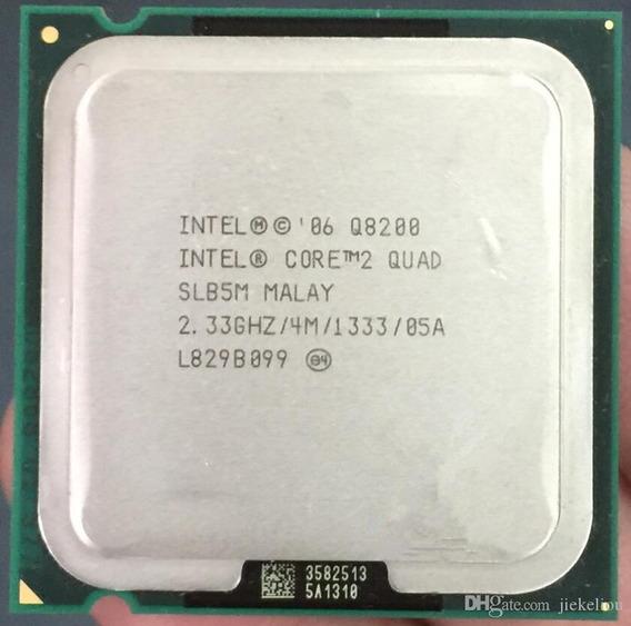 Processador Core 2 Quad Q8200 2.33ghz Socket 775