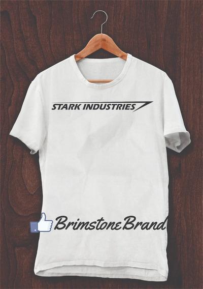 Playera Stark Industries Ironman