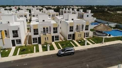 Casas De 3 Recamaras En Fracc Real Oasis Cancun