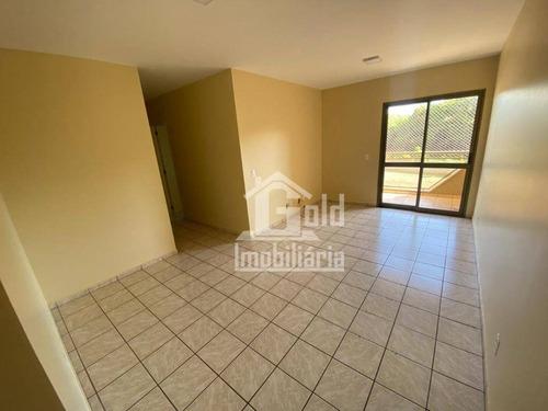 Imagem 1 de 11 de Apartamento Com 3 Dormitórios À Venda, 81 M² Por R$ 300.000,00 - Alto Da Boa Vista - Ribeirão Preto/sp - Ap4012