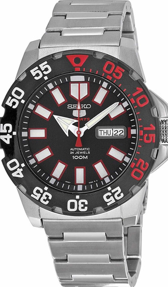Relógio Seiko 5 Automático De Coleção.