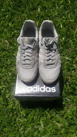 Zapatillas adidas 10k Gris Mujer