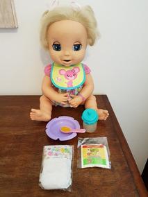 Boneca Hasbro Baby Alive Linda Surpresa (funcionando)
