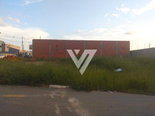 Imagem 1 de 4 de Terreno À Venda, 185 M² Por R$ 150.500,00 - Jardim Santa Marta - Sorocaba/sp - Te1229