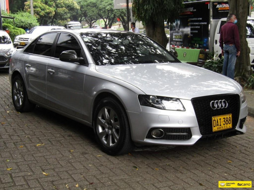 Audi A4 Luxury Tfsi 1800 Cc Mt Turbo