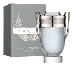 Perfume Paco Rabanne Invictus Edt 100 Ml Lacrado