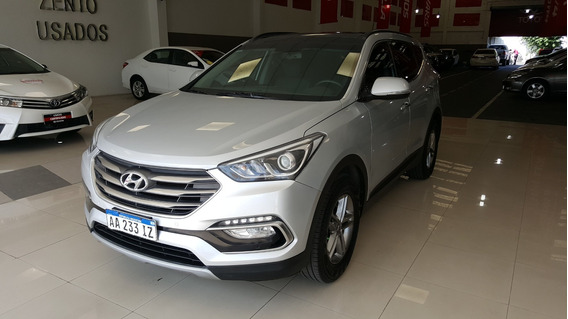 Hyundai Santa Fe 2.4 2016 7 Pas At/ 4wd