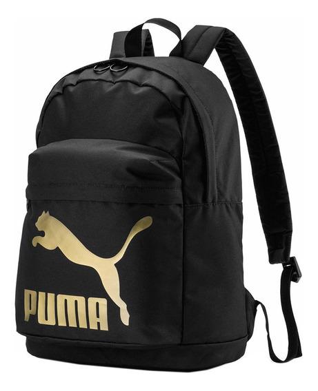 Mochila Puma Training Originals Ng/do