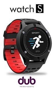 Smartwatch Relógio Dub Watch S Gps, Barómetro