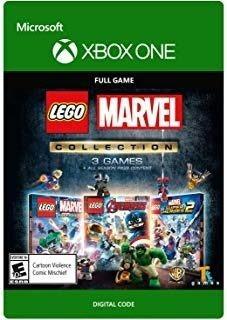 Lego Marvel Collection - Xbox One [digital Cod Envío Gratis