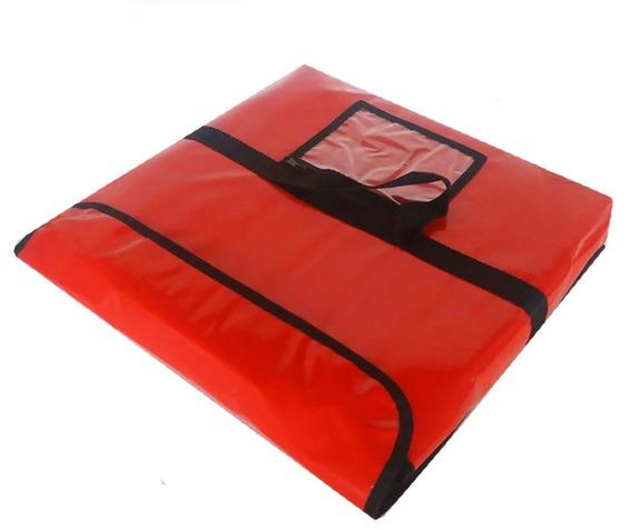 Bolsa Envelope Térmica De 35cm Para Uma Pizza 10 Unidades
