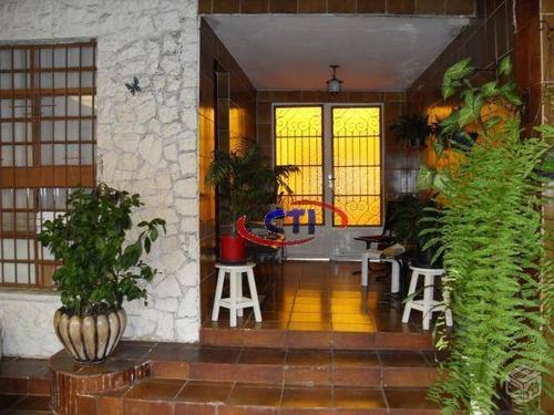 Imagem 1 de 18 de Sobrado Residencial À Venda, Nova Petrópolis, São Bernardo Do Campo. - So0215