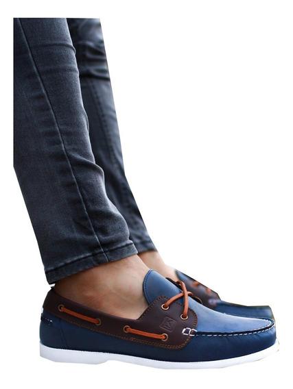 Zapatos Caballero Estilo Sperry .nueva Coleccion