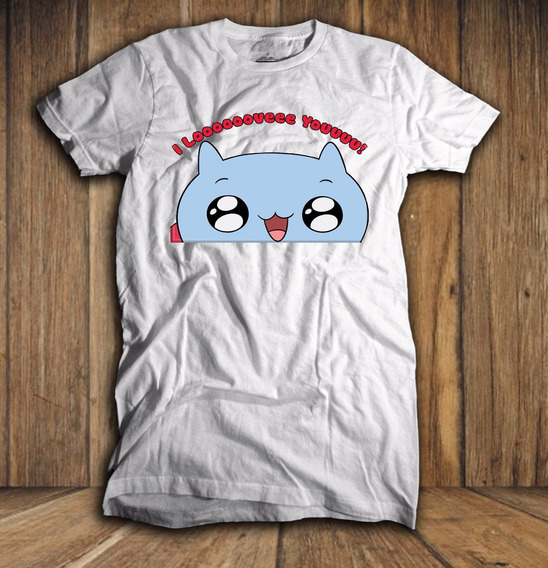 2 Playeras Catbug Bravest Warriors Sublimación Unisex Remate