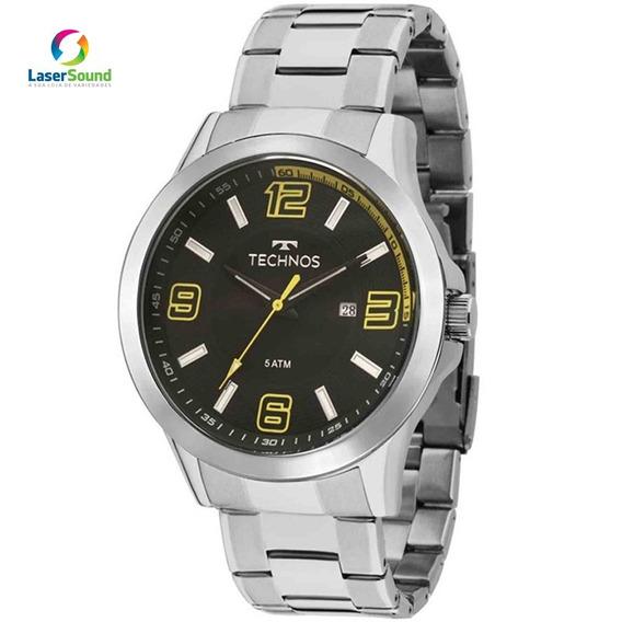 Relógio Technos Masculino 2115klm/1y C/ Garantia E Nf
