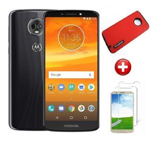 Promoción Motorola E5 Plus Nuevo Sellado + Funda + 2 Micas