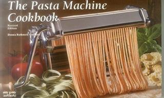El Libro De Cocina De La Máquina De Pasta
