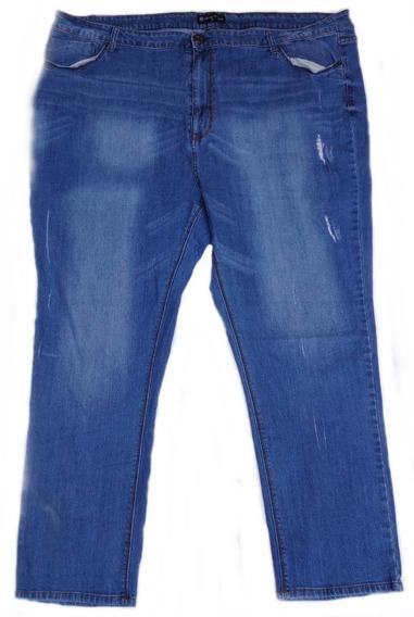 Pantalon Dama 24 Fashion To Figure Mezclilla Degradado