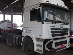 Caminhão Shacman 380 6x4 Ano 2012 (faltando Peças)