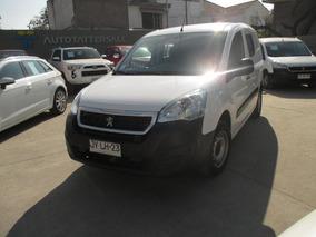 Peugeot Partner Asientos Y Ventanas 2018