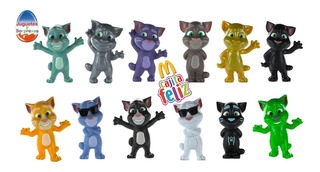 Talking Tom Macdonalds Bolsa Cerrada C/u