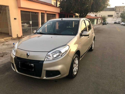 Renault Sandero Exp 1.6 8v Flex